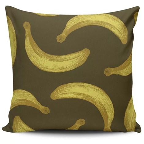 Almofada Banana da Terra - 45cmx45cm