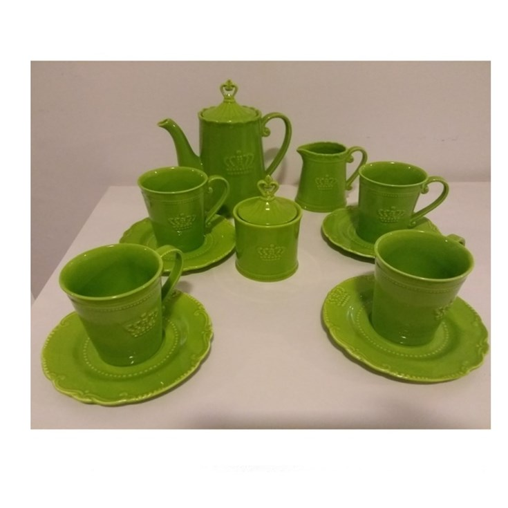 Conjunto Decorativo Isla para Chá