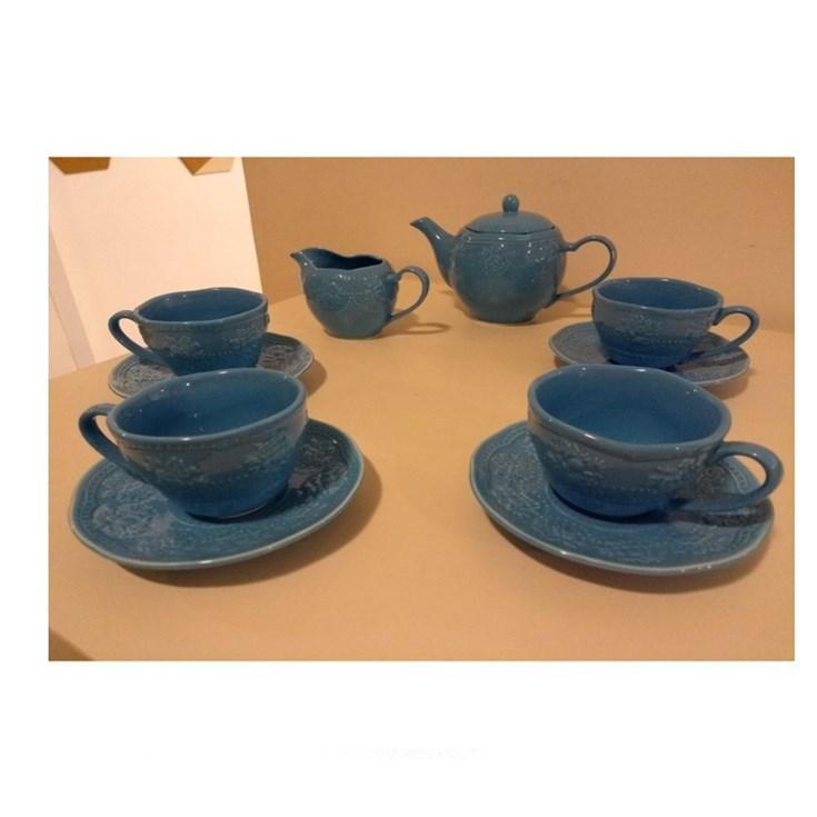 Conjunto Decorativo Sarah para Chá