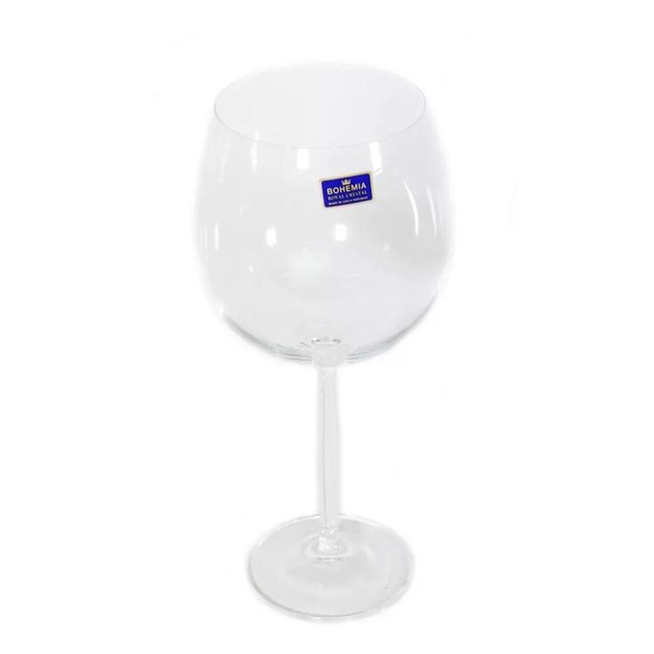 Conjunto Taças de Vinho em Cristal Gourmet 730ml - 6 Pçs