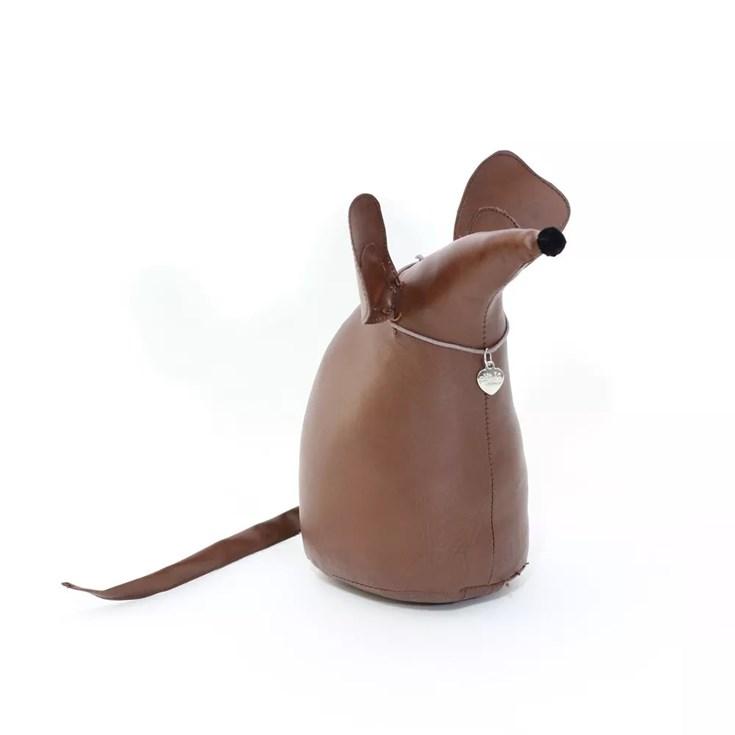 Pet.it Tico de Tecido Faux Leather - 13x16cm